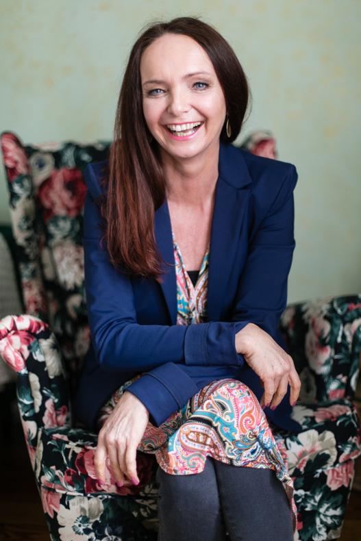 Imagefoto Businessportrait Coaching Carola Hartmann Ahrensburg Maya Meiners