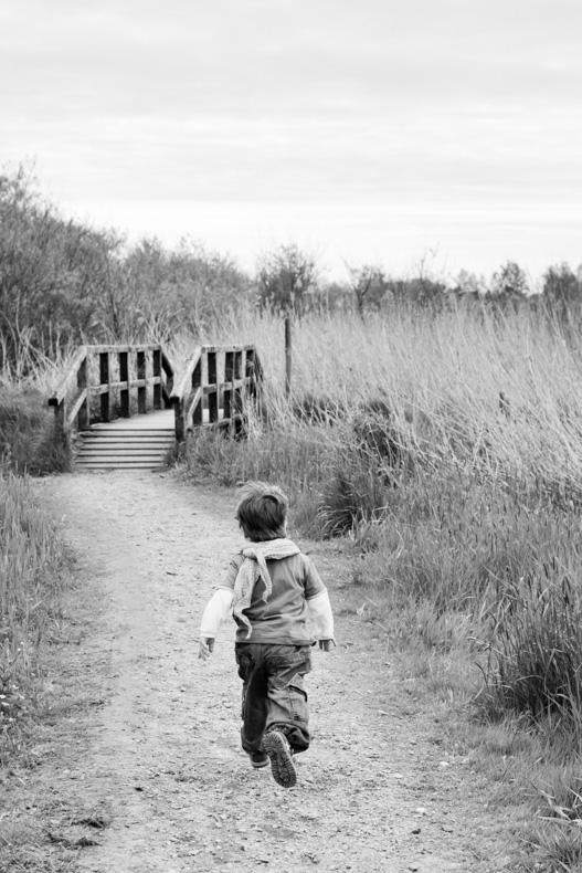 Familienfotos Brenner Moor Bad Oldesloe Junge Laufen Maya Meiners photographie